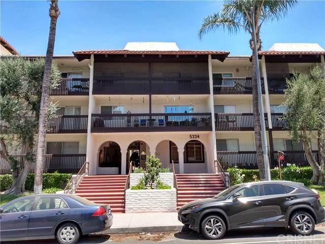 5334 Lindley Avenue #105, Encino, CA 91316 (#SR20222612) :: The Veléz Team