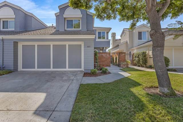 865 Heather Way, Carlsbad, CA 92011 (#200049286) :: eXp Realty of California Inc.