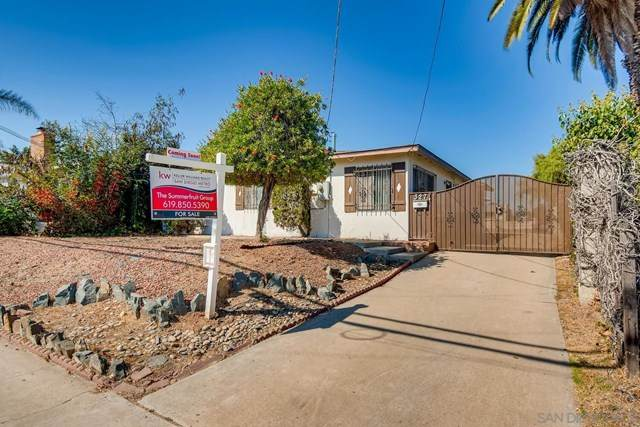 327 L Street, Chula Vista, CA 91911 (#200049256) :: TeamRobinson | RE/MAX One