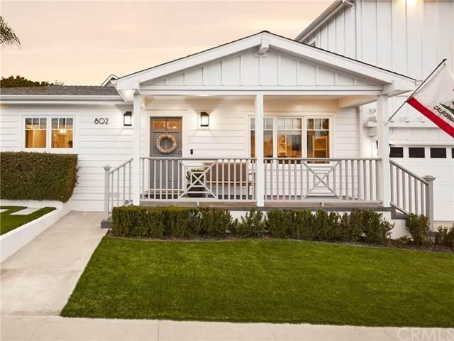 802 Center Street, El Segundo, CA 90245 (#SB20219007) :: Millman Team