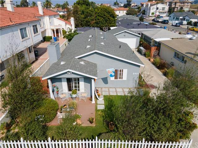 2421 Ruhland Avenue, Redondo Beach, CA 90278 (#WS20222720) :: Z Team OC Real Estate