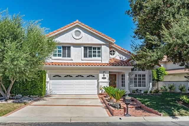 1772 Shawness Court, Westlake Village, CA 91362 (#220010563) :: Z Team OC Real Estate