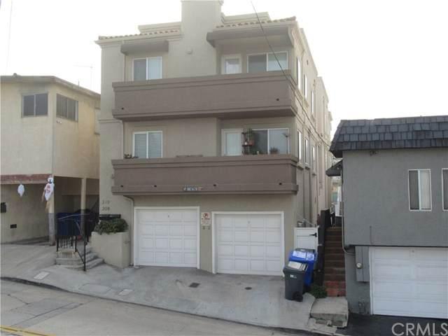 208 45th Street, Manhattan Beach, CA 90266 (#SB20222618) :: The Miller Group