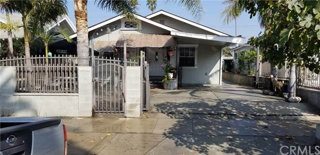 1253 W 51st Place, Los Angeles (City), CA 90037 (#DW20222657) :: Rogers Realty Group/Berkshire Hathaway HomeServices California Properties