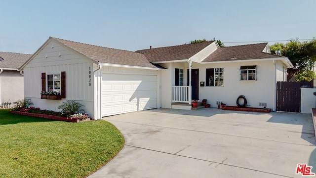 18820 Patronella Avenue, Torrance, CA 90504 (#20649894) :: Veronica Encinas Team
