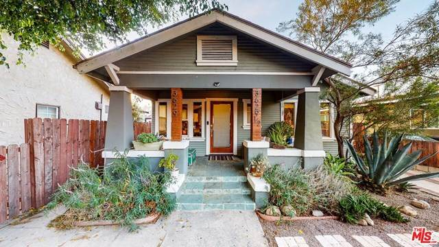 3629 Marmion Way, Los Angeles (City), CA 90065 (#20649314) :: Team Forss Realty Group
