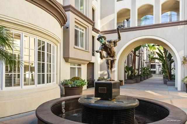 9253 Regents Rd A109, La Jolla, CA 92037 (#200049333) :: Crudo & Associates