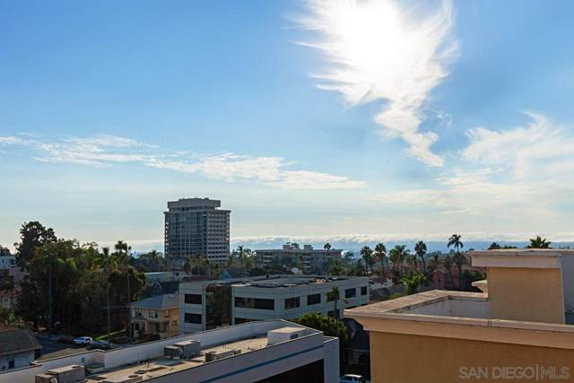 3650 5th Ave #611, San Diego, CA 92103 (#200049204) :: TeamRobinson | RE/MAX One