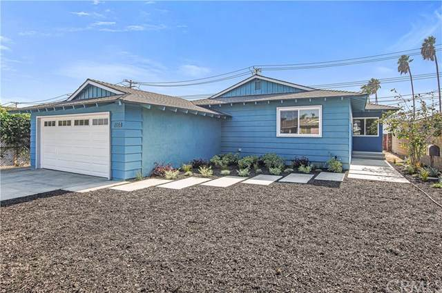 2164 W 230th Street, Torrance, CA 90501 (#SB20222847) :: The Parsons Team