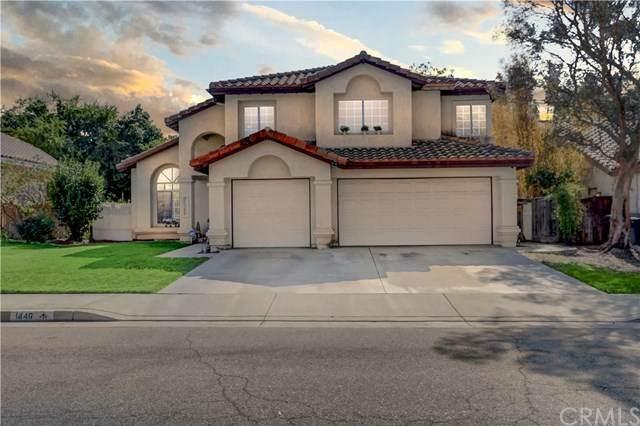 1446 Capri Lane, San Jacinto, CA 92583 (#SW20220599) :: RE/MAX Empire Properties