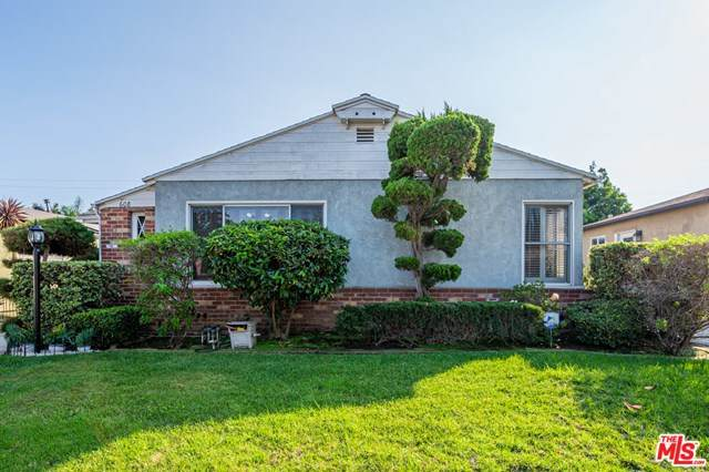 608 W Fairview Boulevard, Inglewood, CA 90302 (#20645322) :: The Results Group