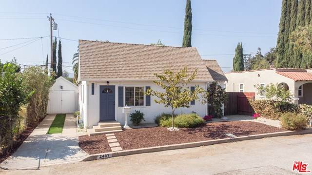 2467 Saint Pierre Avenue, Altadena, CA 91001 (#20649128) :: Team Forss Realty Group