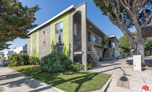 2626 Cloverfield Boulevard, Santa Monica, CA 90405 (#20650012) :: Team Tami