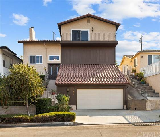 240 W Markland Drive, Monterey Park, CA 91754 (#AR20222922) :: The Miller Group