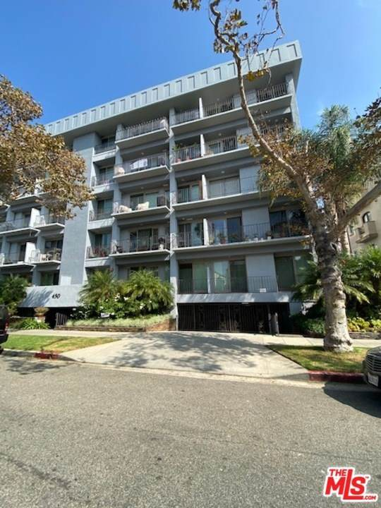 450 S Maple Drive #303, Beverly Hills, CA 90212 (#20650152) :: Z Team OC Real Estate