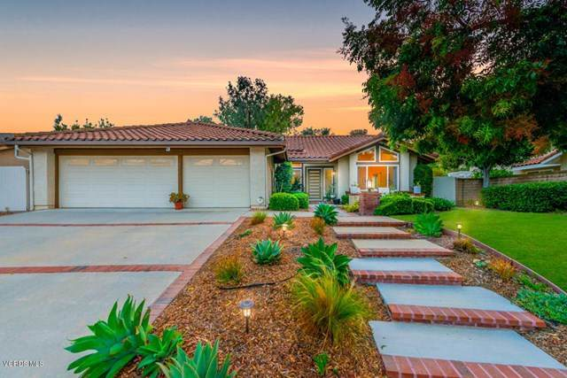 894 Lynnmere Drive, Thousand Oaks, CA 91360 (#220010566) :: RE/MAX Masters