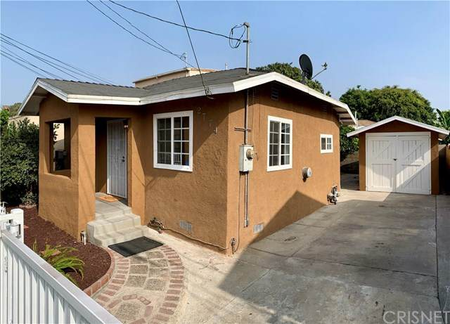 2774 Duray Place, Los Angeles (City), CA 90016 (#SR20222513) :: Team Forss Realty Group
