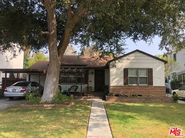 648 N Orchard Drive, Burbank, CA 91506 (#20649828) :: The Results Group