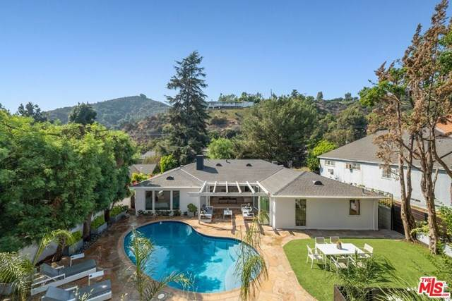 2282 Coldwater Canyon, Beverly Hills, CA 90210 (#20649496) :: RE/MAX Masters