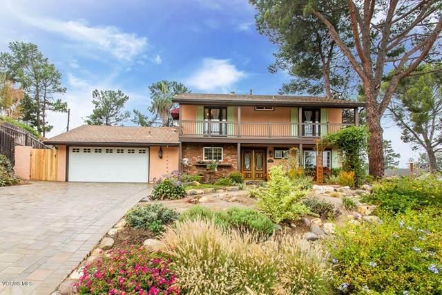106 W Columbia Road, Thousand Oaks, CA 91360 (#220010571) :: RE/MAX Masters