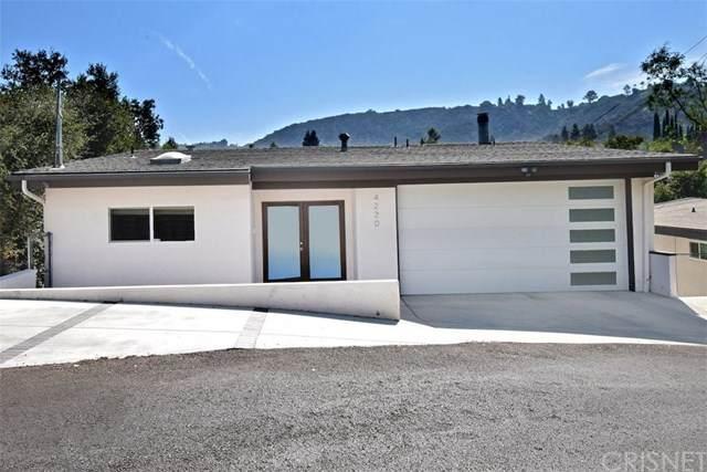4220 Ensenada Drive, Woodland Hills, CA 91364 (#SR20222266) :: Zember Realty Group