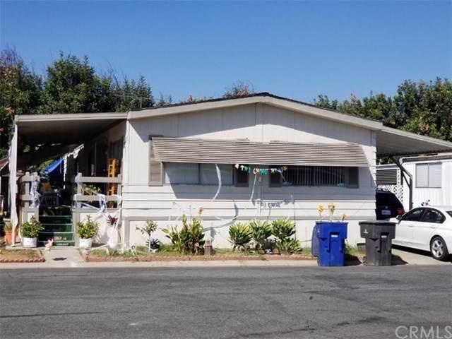3883 Buchanan Street #154, Riverside, CA 92503 (#DW20222795) :: Team Tami