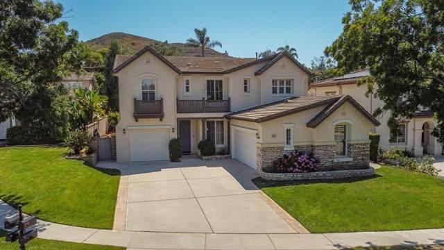 4826 Via Estrella, Newbury Park, CA 91320 (#220010572) :: Z Team OC Real Estate