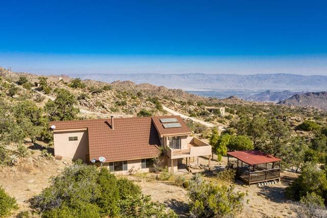 60105 Scenic Drive, Mountain Center, CA 92561 (#219051771PS) :: Steele Canyon Realty
