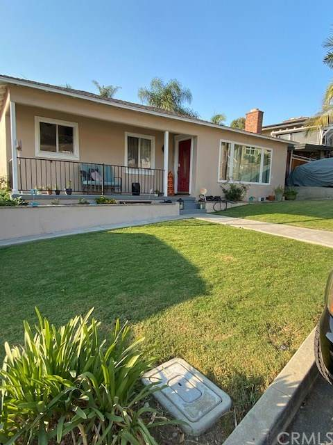 5327 Palm Avenue, Whittier, CA 90601 (#MB20217601) :: The Parsons Team
