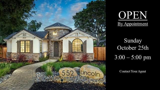 552 Lincoln Avenue, Los Altos, CA 94022 (#ML81816825) :: RE/MAX Empire Properties