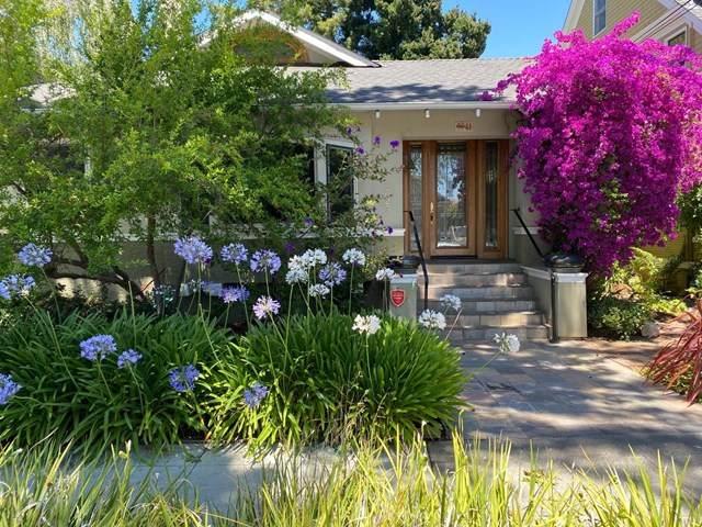 327 Waverley Street, Palo Alto, CA 94301 (#ML81816811) :: RE/MAX Empire Properties