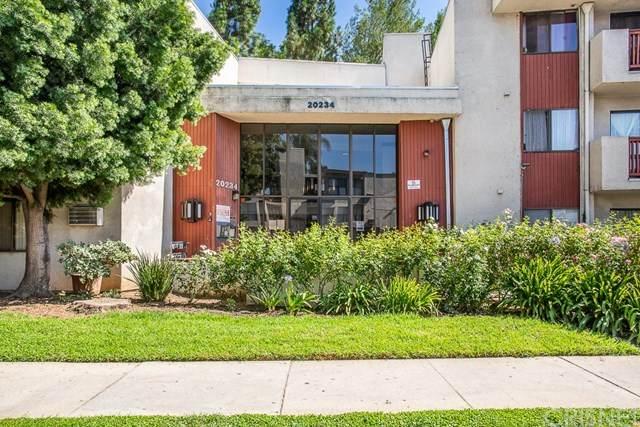 20234 Cantara Street #234, Winnetka, CA 91306 (#SR20221643) :: RE/MAX Empire Properties