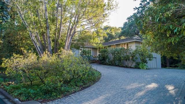 165 Redwood Drive, Hillsborough, CA 94010 (#ML81816850) :: Team Tami