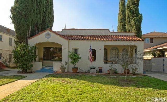 433 N Palm Avenue, Alhambra, CA 91801 (#AR20223297) :: eXp Realty of California Inc.