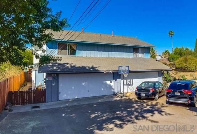 1092 Jacqueline Ct,, El Cajon, CA 92021 (#200049415) :: RE/MAX Empire Properties