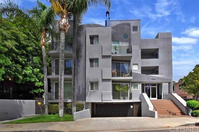 4236 Longridge Avenue #103, Studio City, CA 91604 (#SR20221121) :: eXp Realty of California Inc.