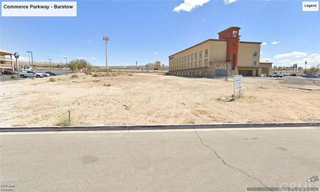 2567 Commerce, Barstow, CA 92311 (#TR20223365) :: Crudo & Associates