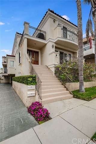 711 1st Place, Hermosa Beach, CA 90254 (#SB20215238) :: The Parsons Team