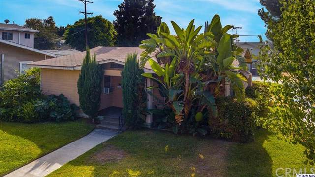 640 Milford Street, Glendale, CA 91203 (#320003765) :: The Parsons Team