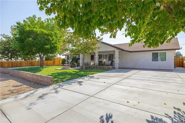 8352 Jacaranda Avenue, California City, CA 93505 (#SR20223361) :: Team Forss Realty Group