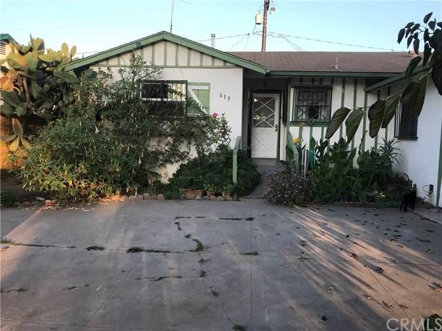 613 S Townsend Street, Santa Ana, CA 92703 (#PW20223401) :: Team Tami