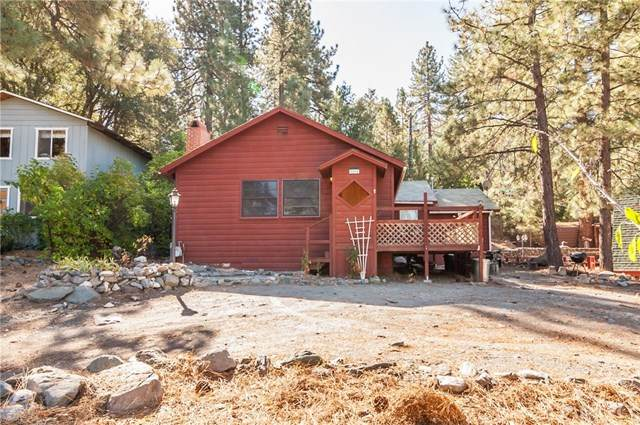 5484 Lone Pine Canyon Road, Wrightwood, CA 92397 (#CV20223389) :: Team Forss Realty Group