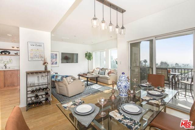 1420 N Laurel Avenue #410, West Hollywood, CA 90046 (#20649986) :: Realty ONE Group Empire