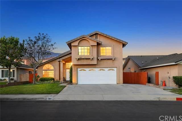 817 Falcon View Street, Upland, CA 91784 (#CV20223348) :: The Alvarado Brothers