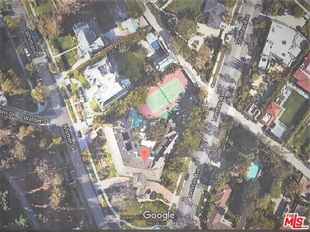 800 N Whittier Drive, Beverly Hills, CA 90210 (#20649726) :: The Veléz Team