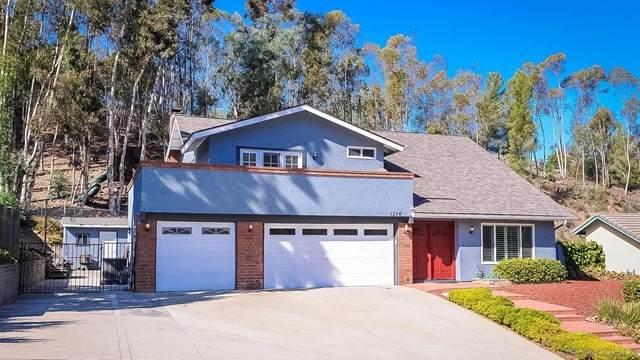 1376 Whitsett Dr, El Cajon, CA 92020 (#200049443) :: RE/MAX Empire Properties