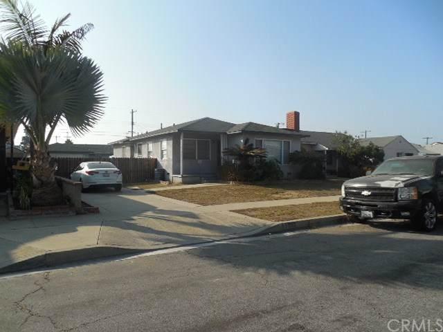 15607 Bonsallo Avenue, Gardena, CA 90247 (#SB20223296) :: The Parsons Team