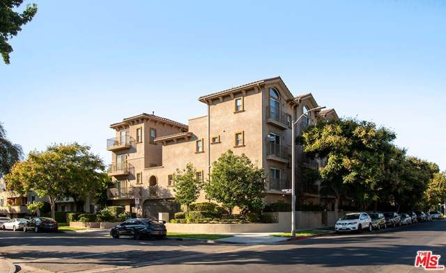 10803 Hesby Street #102, North Hollywood, CA 91601 (#20649628) :: RE/MAX Masters