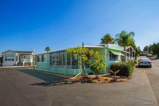211 N. Citrus Ave #135, Escondido, CA 92027 (#200049456) :: eXp Realty of California Inc.