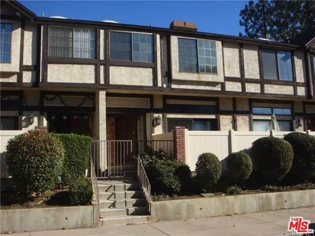 20737 S Roscoe Boulevard #103, Winnetka, CA 91306 (#20650494) :: Veronica Encinas Team